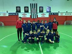 Stephanie Roche Football Coaching Internal Schools Blitz