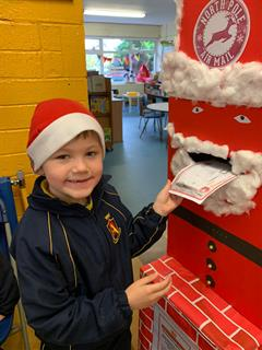 Posting Letters to Santa