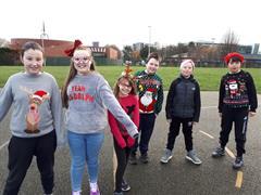 Christmas Jumper Day for Crumlin Children