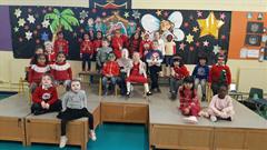 Christmas Jumper Day for Crumlin Hospital