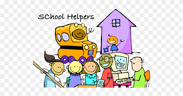 Thank you to all our helpers this term!