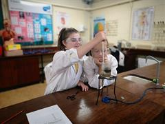A Science Transfer Programme for the 4th and 5th classes.