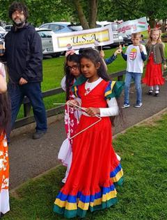 Interculture Day- The Parade