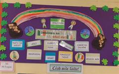 Ealaín le linn Seachtain na Gaeilge