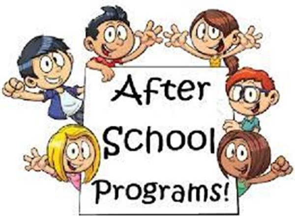 After Schools Programme for the Third term 2021