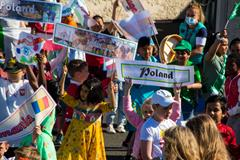Intercultural Day Parade 2021