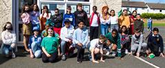 Class photos from Intercultural Day