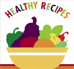 Active School and Healthy Eating Week- Healthy Recipes from the staff of QoA