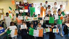 Paralympics in Tokyo - QOA celebrating the Irish paralympians