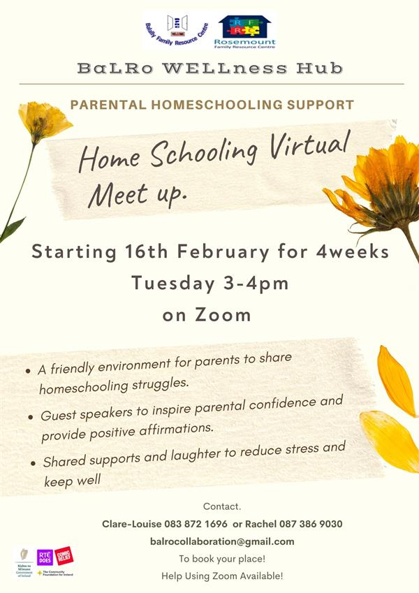 Home Schooling Support