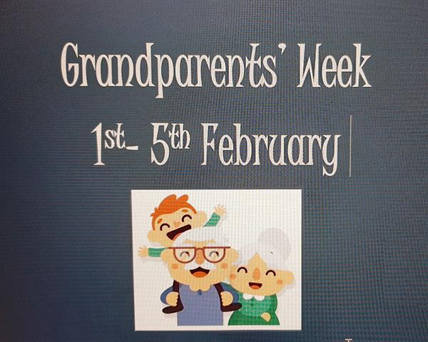 Grandparents Week, Power Point