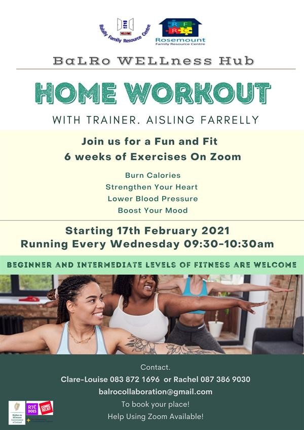 Home Workout Classes