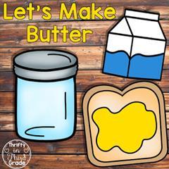 Butter - Making in First Class