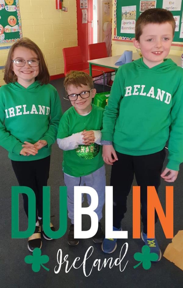 Lá Glas, Bán agus Ór - Seachtain na Gaeilge