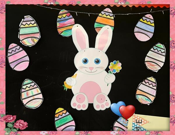Easter Activities in the classrooms, 2021